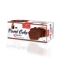 Eurocake Chocolate Sliced Pound Cake