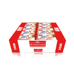 Eurocake Jumbo Swiss Roll Strawberry 24pc Tray