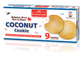 Eurocake Soft and Chewy Coconut Cookie 9pc Box