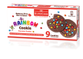 Eurocake Soft and Chewy Rainbow Cookie 9pc Box