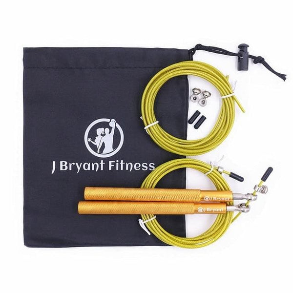 Professional Jump Rope with Aluminum Handles