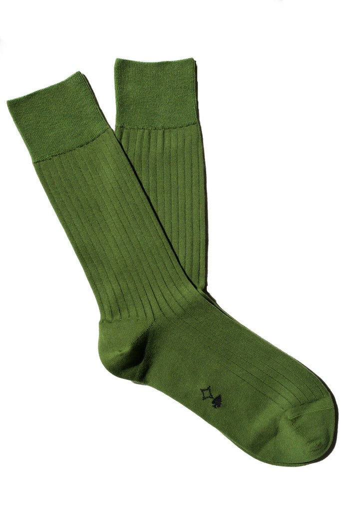 010 - Sherwood Forest Green Cotton