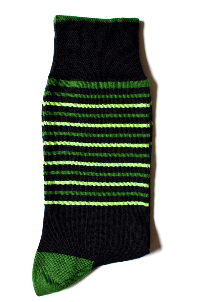 003 - Green Stripes