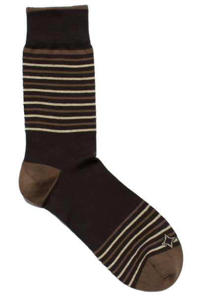 003 - Brown Stripes