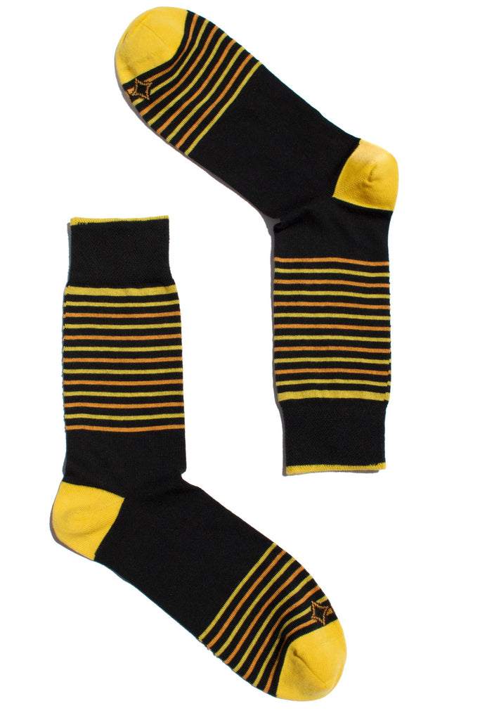 003 - Yellow Stripes