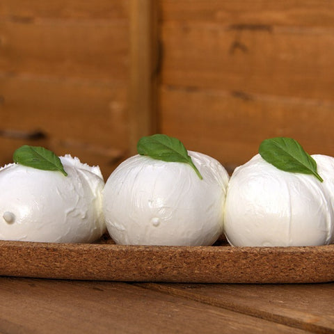 Fresh Burrata Cheese 200g