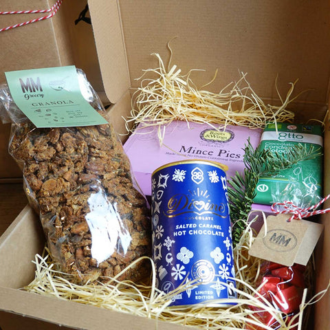 MM Christmas Hamper - small