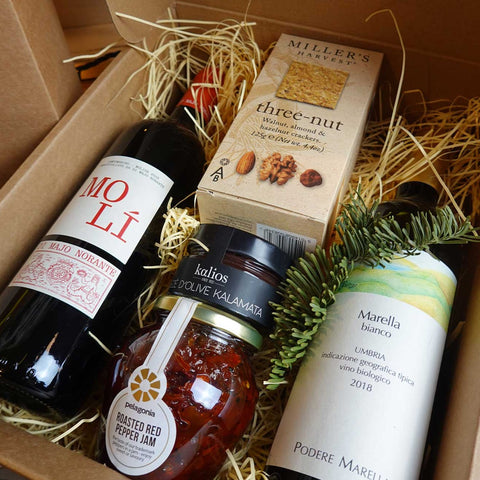 MM Christmas Hamper - large