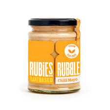 Plant Based Chilli Mayo by Rubies Rubble