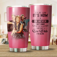 Load image into Gallery viewer, Jon Bon Jovi Stainless Steel Tumbler Cup