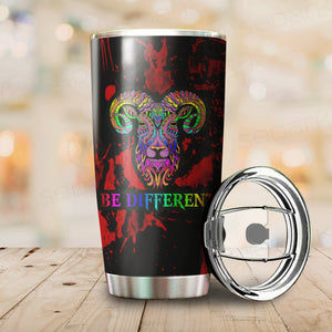 Be Different Tumbler Cup
