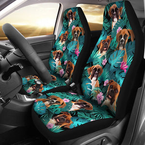 Open image in slideshow, Boxer - Seat Cover Exotic [07-T] Car Seat Covers