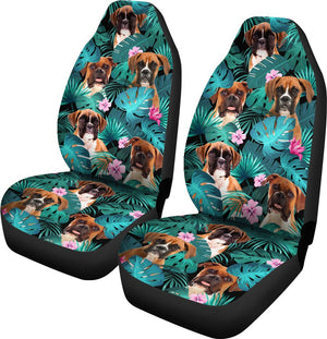 Boxer - Seat Cover Exotic [07-T] Car Seat Covers