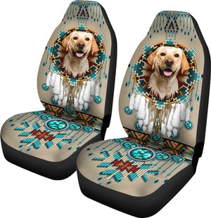 Labrador - Seat Covers Native [07-B] Car Seat Covers