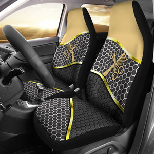 Open image in slideshow, Hairstylist Seat Covers Car Seat Covers