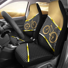 Load image into Gallery viewer, Mountain Bike Grid - Car Seat Car Seat Covers