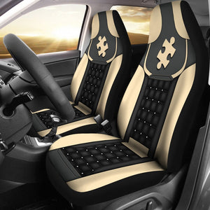 Open image in slideshow, Autism Awareness -Car Seat Covers