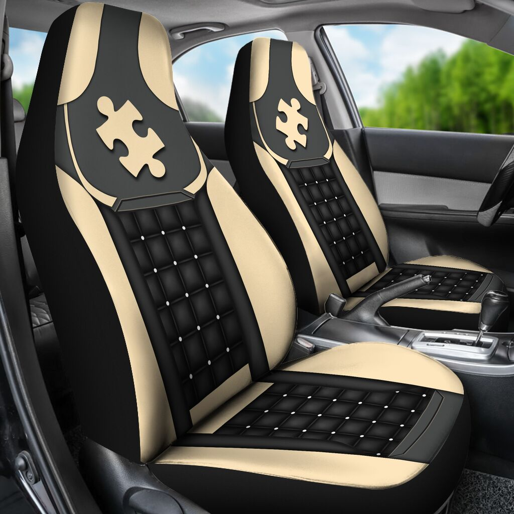 Autism Awareness -Car Seat Covers