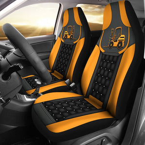 Open image in slideshow, Forklift Truck – Seat Covers Car Seat Covers