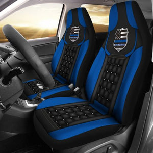 Back The Blue Badge – Seat Covers Car Seat Covers
