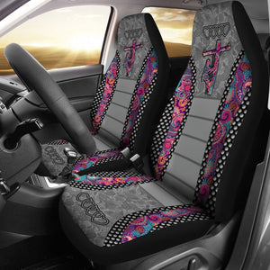 Open image in slideshow, Lineman Vintage - Seat Covers Car Seat Covers