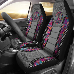Open image in slideshow, Hippie Vintage - Seat Covers Car Seat Covers