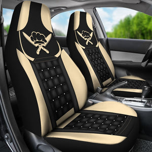 Chef - Seat Covers Car Seat Covers
