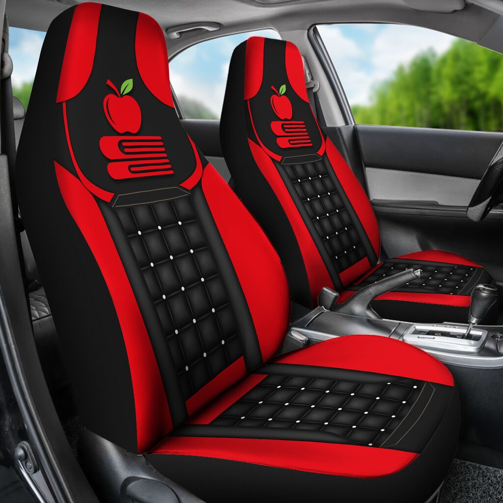Teacher - Seat Covers Car Seat Covers