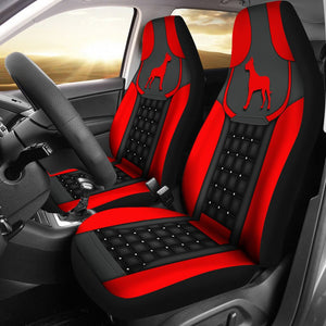Open image in slideshow, Great Dane - Seat Covers Car Seat Covers