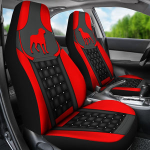 Rottweiler - Seat Covers Car Seat Covers