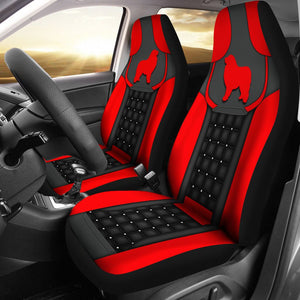 Open image in slideshow, Great Pyrenees – Seat Covers Car Seat Covers