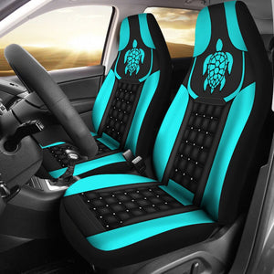 Open image in slideshow, Turtle – Blue Seat Covers Car Seat Covers