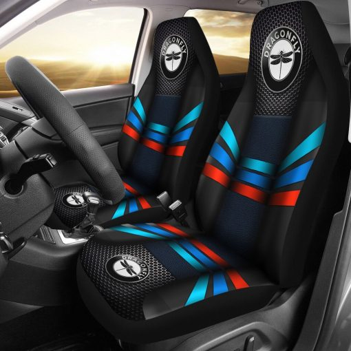 Dragonfly Bm Background Car Seat Lqt Car Seat Covers