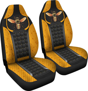 Bee Leather Horizontal Car Seat Lqt Car Seat Covers