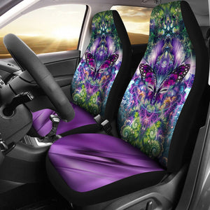 Open image in slideshow, The Mythical Butterfly - Car Seat Car Seat Covers
