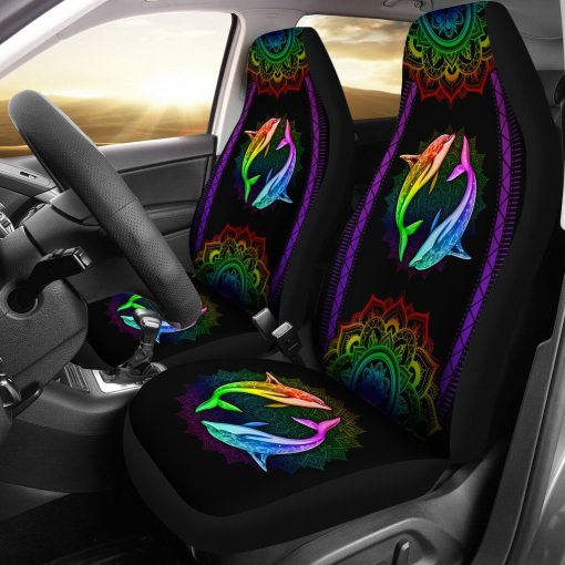 Dolphin - Seat Covers Limited Edition Car Seat Covers