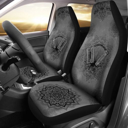 Accordion Henna Car Seat Car Seat Covers