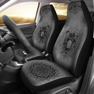 Open image in slideshow, Drums Henna Car Seat Car Seat Covers
