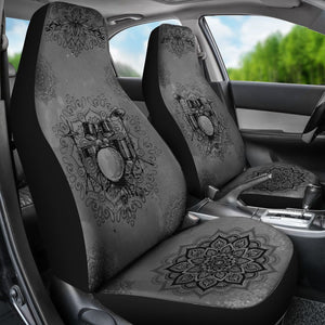 Drums Henna Car Seat Car Seat Covers