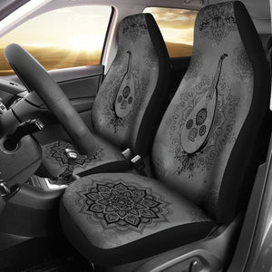 Open image in slideshow, Oud Henna Car Seat Car Seat Covers
