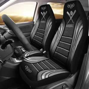 Open image in slideshow, Baseball V2 Seat Car Covers Car Seat Covers