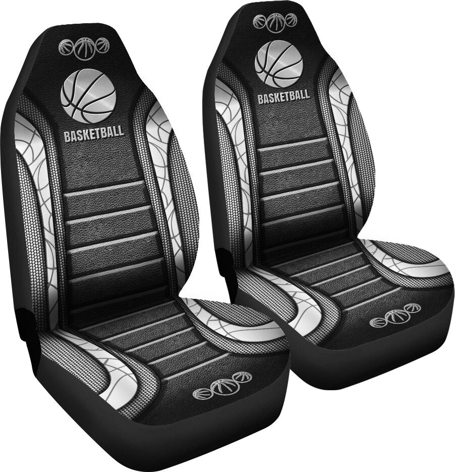 Basketball V2 Seat Car Covers Car Seat Covers