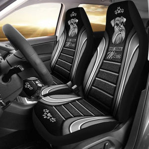 Schnauzer Seat Car Covers Car Seat Covers