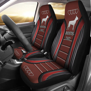 Open image in slideshow, Bostie Dad Seat Covers Car Seat Covers