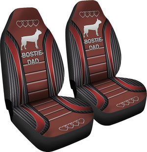 Bostie Dad Seat Covers Car Seat Covers