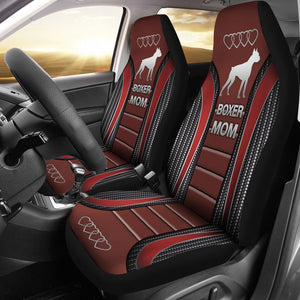 Open image in slideshow, Boxer Mom Seat Covers Car Seat Covers