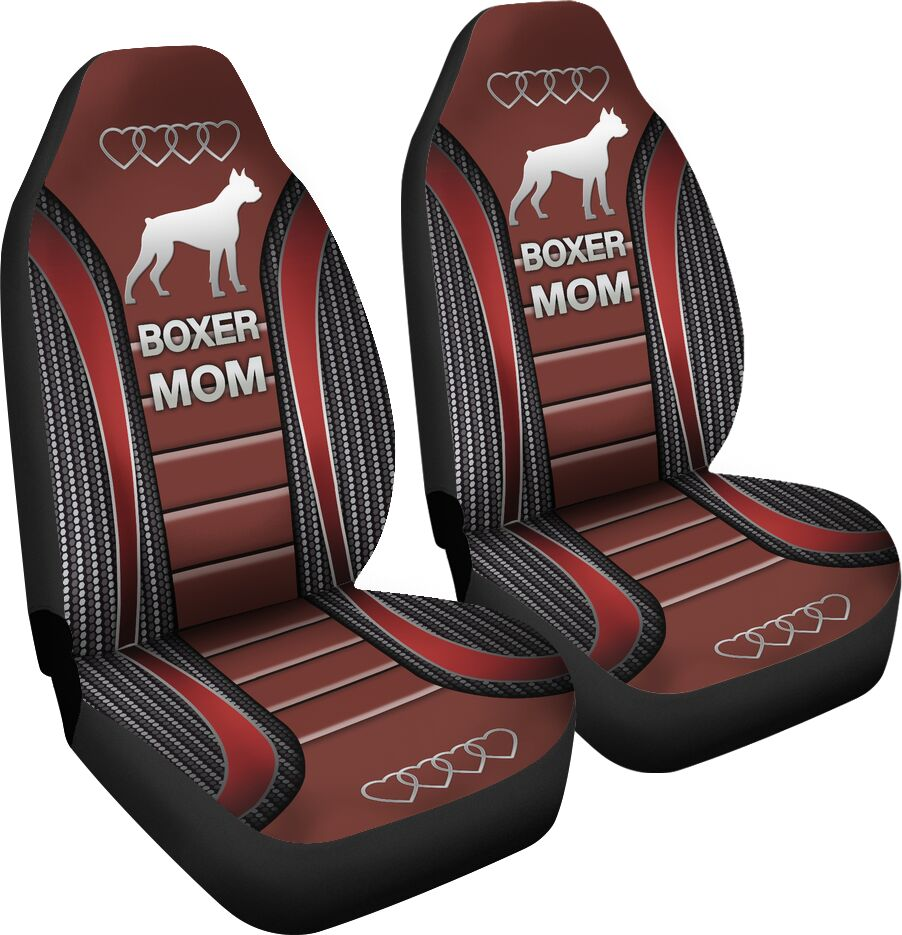 Boxer Mom Seat Covers Car Seat Covers