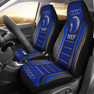 Open image in slideshow, Golf Seat Covers Car Seat Covers