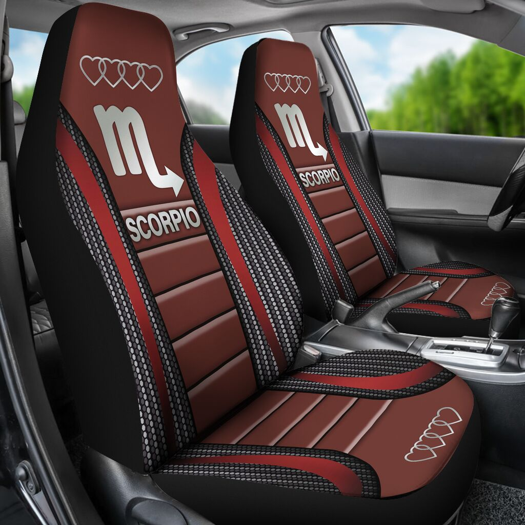 Scorpio Seat Covers Car Seat Covers