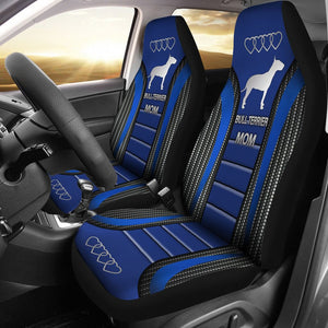 Open image in slideshow, Bull Terrier Seat Covers Car Seat Covers